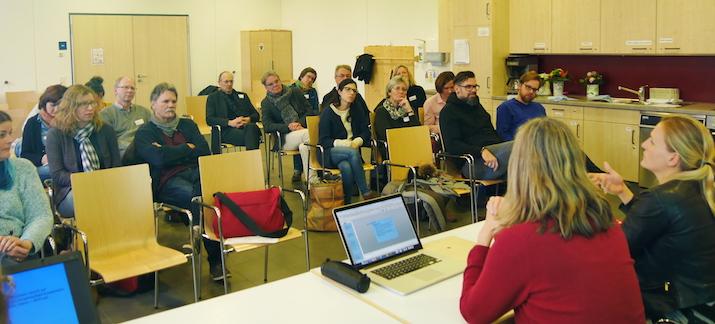 Mitgliederversammlung im Anschluss an den LVT